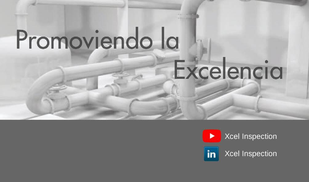 ¡Xcel Inspection ahora en youtube!