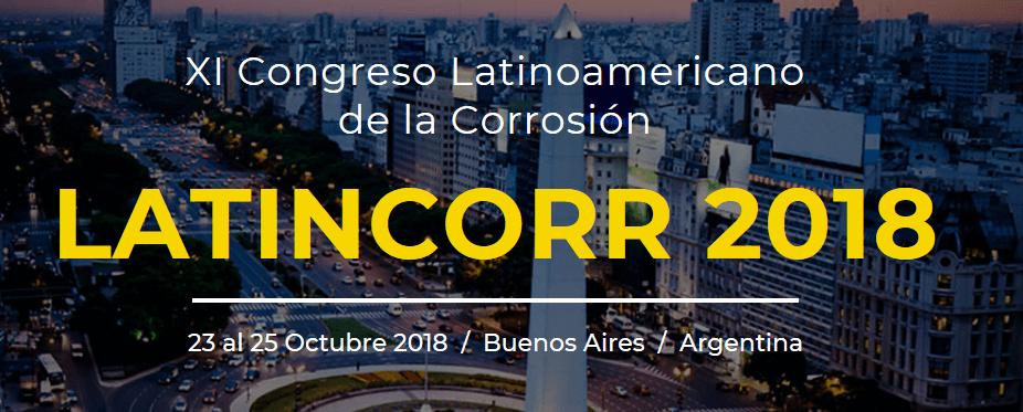 ¡Xcel Inspection se presentará en LatinCorr 2018 en Buenos Aires, Argentina!