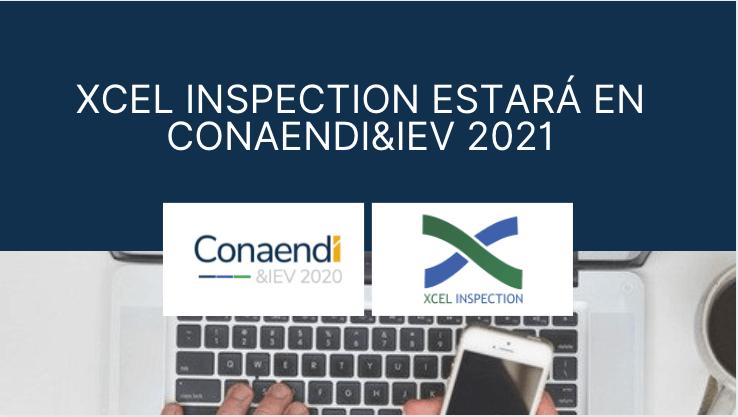 Xcel Inspection en feria Conaendi
